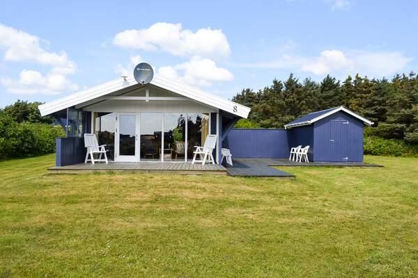 Ferienhaus 06001 - Hauptfoto