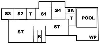 Ferienhaus 1170 - Hausfoto 22