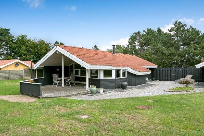 Ferienhaus 1955 - Hausfoto 1