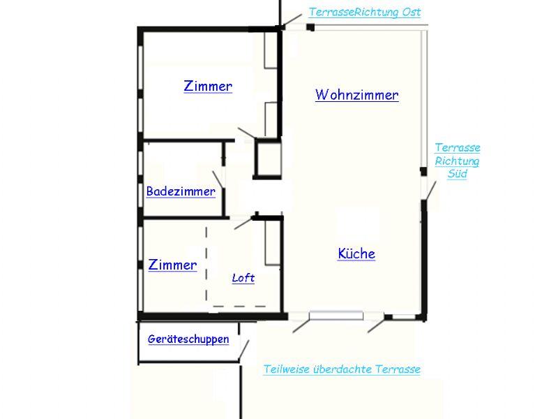 Ferienhaus 2054 - Hausfoto 19