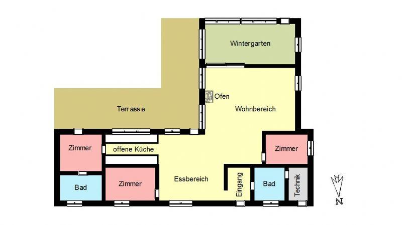 Ferienhaus 2146 - Hausfoto 16