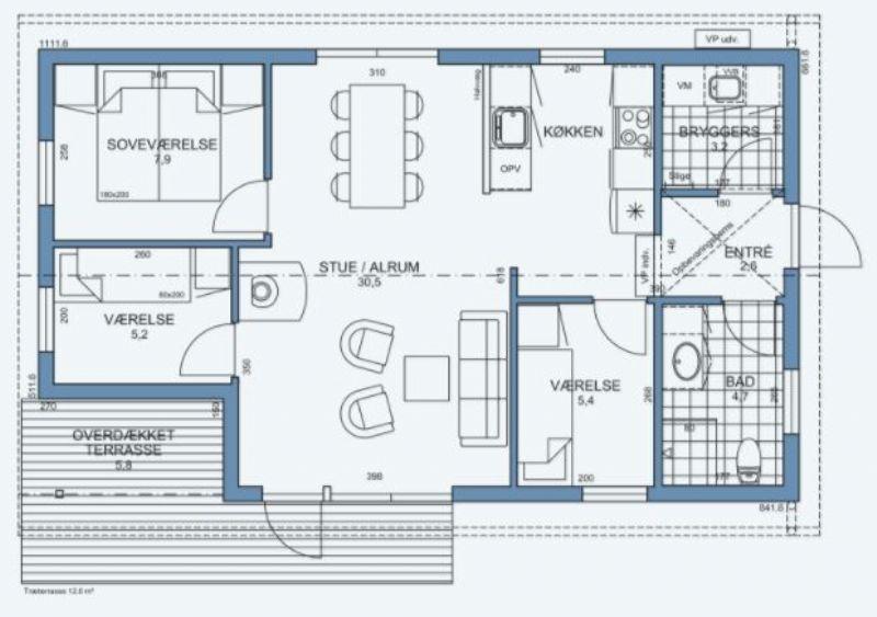 Ferienhaus 2264 - Hausfoto 14