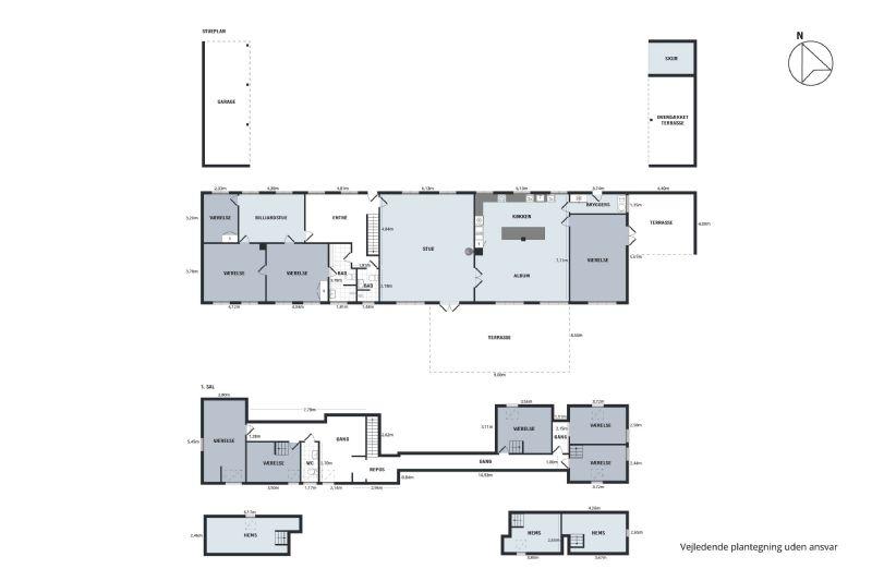 Ferienhaus 2410 - Hausfoto 2