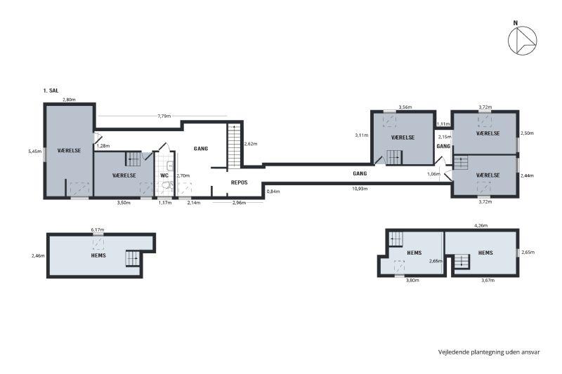 Ferienhaus 2410 - Hausfoto 4
