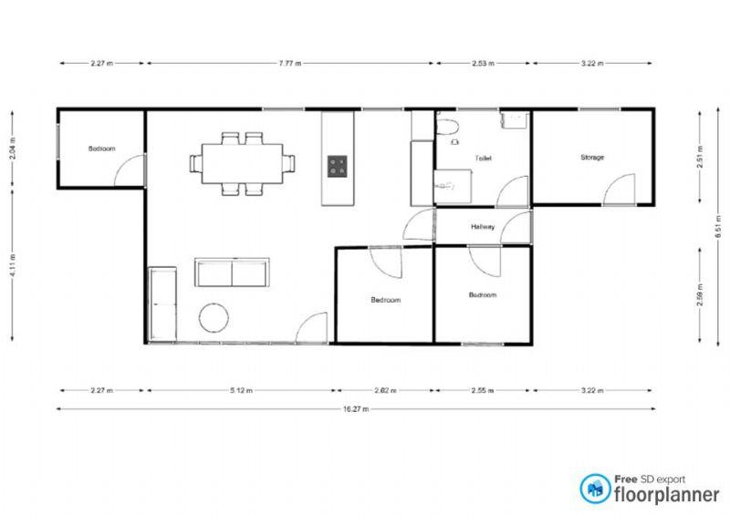 Ferienhaus 2601 - Hausfoto 20