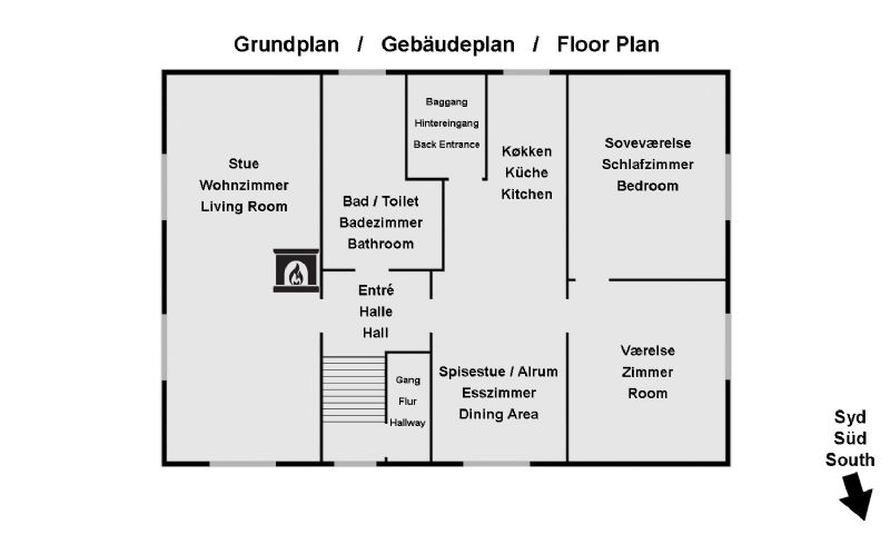 Ferienhaus 2643 - Hausfoto 18