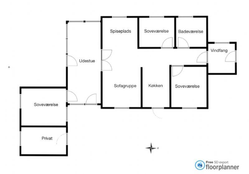 Ferienhaus 2789 - Hausfoto 4